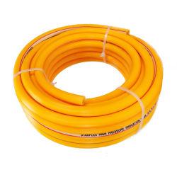 Résistant aux produits chimiques haute pression en PVC renforcé de fibre de l'eau Air Spray tuyau flexible de tube