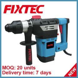 Bits van de Boor van de Hamer van het Werktuig van het Hulpmiddel van de Macht van Fixtec 1800W de Elektrische 36mm Roterende