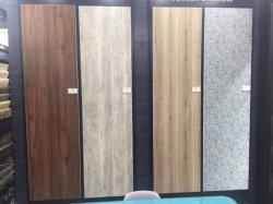 建築材料および家具のための異なったカラーの3mm-18mmメラミンによって薄板にされるMDF