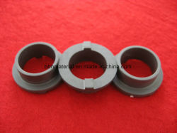 Commerce de gros de carbure de silicium Sic bague d'étanchéité mécanique en céramique pour la pompe