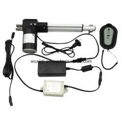 Contrôle électrique combiné sans fil 10mm/s Vitesse à vide