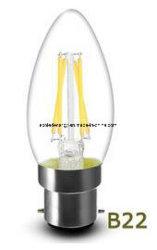 4W B22 캔들 필라멘트 LED 조명