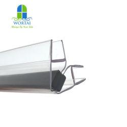 Accesorios de Baño magnético de la puerta de vidrio resistente al agua Super claro sello de ducha
