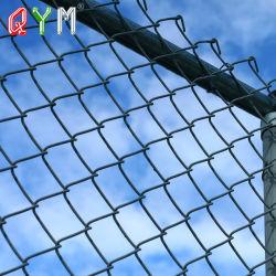 熱い浸された電流を通されたダイヤモンドの金網のチェーン・リンクの塀