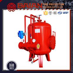 De Tank van de Blaas van het schuim in Het Systeem van de Brandbestrijding