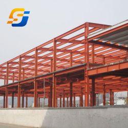 L'alta qualità progetta la struttura per il cliente d'acciaio ad un piano prefabbricata workshop della Camera di pollo del magazzino per l'edificio per uffici