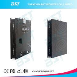 Полноцветный P4мм высокой точности для использования внутри помещений дисплей со светодиодной подсветкой для коммерческой рекламы--8