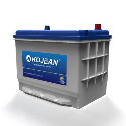 Fabricant Nx110-5 80d26 12V 70Ah sans entretien batterie de voiture de plomb-acide