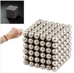 216pcs 5mm Neocube jouet magnétique de l'aimant en néodyme Permanent Ball