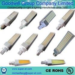 G23 G24 5W 7W 9W 11W 12W 13W Bujão PLC no interior da lâmpada LED