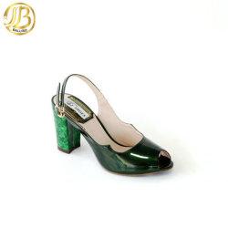 Дамы сандалии, Peep Toe обувь (DSC06913)