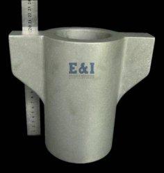 Настройка 7075-T6 алюминия установление для гидравлических Cylinde горячей налаживание детали из алюминиевого сплава налаживание умирают налаживание производителя