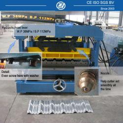 Heißer Verkaufs-voller automatischer Bogen-neuer Zustand glasierte das Dach-Panel/Jobstepp-Fliese-kalte verbiegende Rolle, die Maschine/Produktionszweig Fabrik-Preis bilden