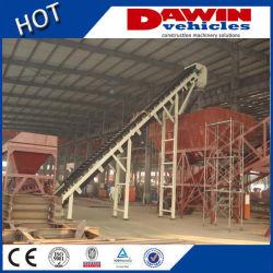 25m3/H China setzte billig für Preis beweglicher Beton-mischende stapelweise verarbeitende Pflanze fest