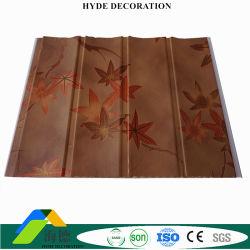 El panel de pared PVC laminado