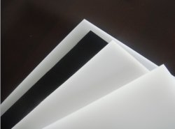 PE Sheet、White、Black ColorのHDPE Sheet