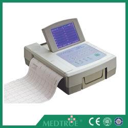 Heißes Sale Cheap Medical Twelve 12-Channel Interpretive ECG Machine (MT01008024)