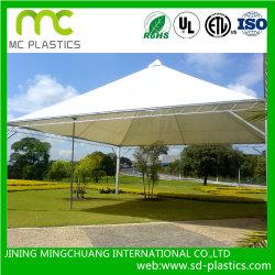 Membranen-aufblasbare Gewebe, LKW-Deckel hergestellt durch Belüftung-Mantel/Laminierung-Polyester