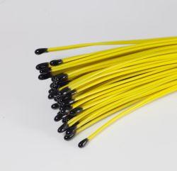 PVC Miniture XLPE Câble isolé en téflon DIP pour la mesure de Température thermistance CTN