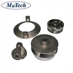 Het naar maat gemaakte Roestvrij staal van Precisely Casting voor Impeller Parts