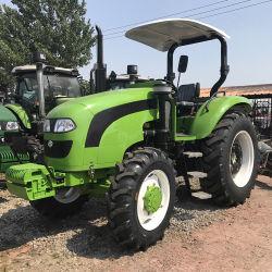 Los productos de venta al por mayor China 110CV Tractor agrícola 4WD