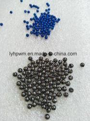 Metallic Farbe und schwarz Nickel Wolfram Perlen Fliege binden Wolfram Angeln Gewicht, Angeln Köder