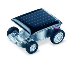Exclusivo diseño OEM DIY coche solar Toy