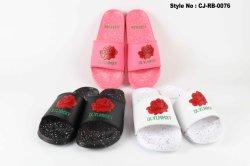 Мода EVA ползунки тапочки для мужчин индивидуальный логотип, благоухающем курорте мужская Custom слайды обувь, логотип пустой слайд сандалии мужчин тапочки