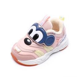 أطفال الأطفال الصغار الجدد يكررون الأحذية الرياضية للفتيان الفتيات الشرائط الأحذية مصابيح الأطفال أزياء أحذية الأطفال العادية