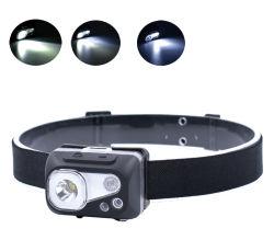 Imperméable ultra lumineux LED 5W projecteur avec 6 modes de flash