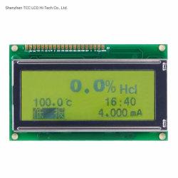 3.5 Polegada 192X64 (A2V30) o visor matricial de gráfico de tela Stn RoHS COB módulo LCD