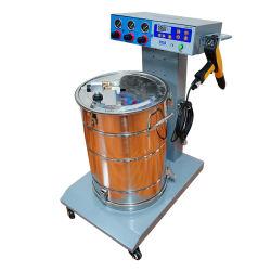Os equipamentos de pintura electrostática a pó de roda, Extintor de Incêndio, Aluguer de superfície da estrutura da pintura