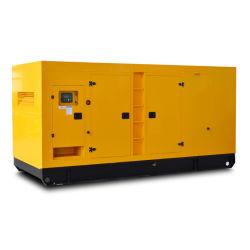 Groupe électrogène puissance 250 kw moteur diesel silencieux avec OEM 313 kVA Alimentation du groupe électrogène