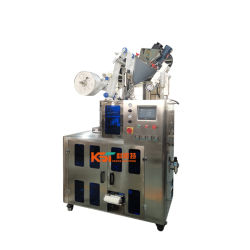 KST-181 Fabriekstoevoer populaire filterdruppel Koffie Thee zak verpakking Machine