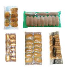 Автоматическая подача из нержавеющей стали/Продовольственной упаковке упаковка заполнение кузова машины механизм для печенья/мгновенного лапша/хлеб/бургеры/булочки/Hotdog/вальцы/Продовольственной/торт