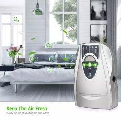 generatori portatili N1669 dell'ozono della frutta dell'ozonizzatore dell'ozonizzatore dello sterilizzatore dell'alimento dell'acqua 500mg/H delle rondelle del purificatore di verdure dell'aria