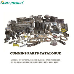 Cummin Genset Disel Engines 6lta8.9-G2g3 6ltaa9.5-G1 6zta13-G2g3g4 Qsz13-G2g3g4 Series Spare سعر قائمة البنود