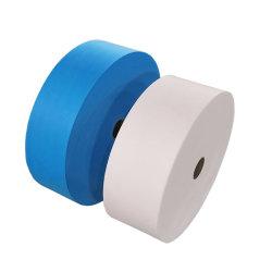 Tissu non tissé en polypropylène film/PP filé cautionné tissu non tissé