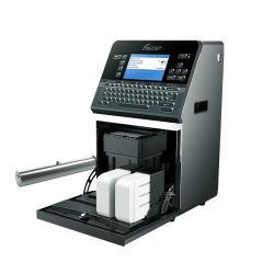 Промышленных штрих-код из ПВХ трубы непрерывной струйным принтером с высокой скоростью дата истечения срока действия штамповки код машины для печати