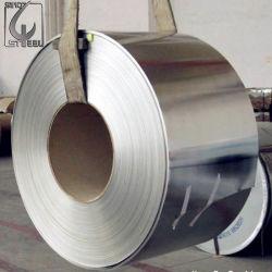 Bobine de l'industrie SS ASTM 201 304 316 bobines en acier laminés à froid