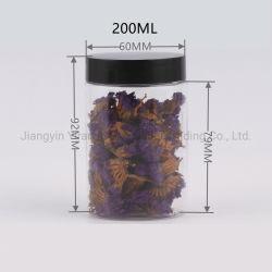 200 ml plastic fles met kruik en grote capaciteit voor huisdieren van 56 mm