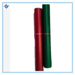 中国のドリル孔Aglimentのための透過赤いですか緑PPシート