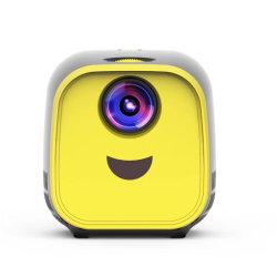 Écran LCD LED Mini projecteur portable Cartoon Kids, 320p de la joie