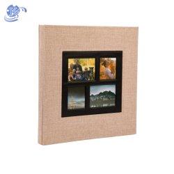 Custom Hot Sale Paper Baby Bruiloft Family Foto met grote capaciteit Album