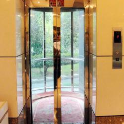 VVVVF Villa Home panoramische vracht roltrap Travelator Auto Auto Goederenservice Ziekenhuis Observation Residential Sightseeing Glass Passenger Lift Lift Lift