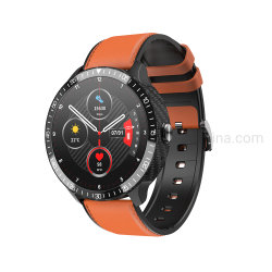 Bajo consumo eléctrico Impermeable IP67 Bluetooth Smart Watch con la temperatura corporal Mt16
