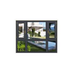 G&C Fuson stärkerer örtlich festgelegter Aluminiumrahmen mit ausgeglichenem Glas verhindern Diebstahl-Fenster