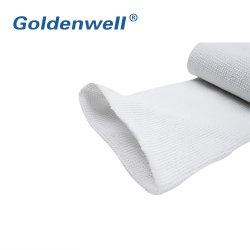2020 Coton imperméable Lite adhésif haute élastique Bandage tubulaire médical Net
