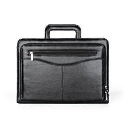Borsa per l'ufficio uomo in pelle per laptop Business Bag formale valigetta Bolsos De Cuero Hombre