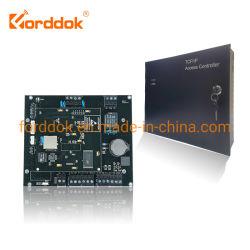يدعم مصدر الطاقة 12V5a من خلال صندوق المكواة شحن UPS TCP / وحدة التحكم في الوصول إلى IP Web 1door